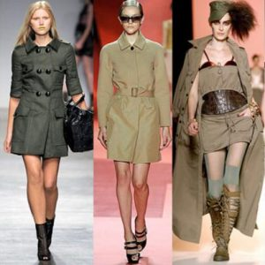 Фасоны модных повседневных платьев 2019