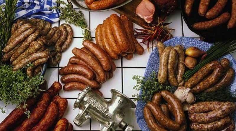 Мясные продукты домашнего приготовления