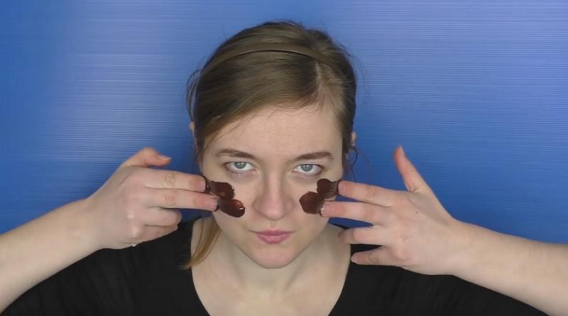 Шоколадная маска для лица в домашних условиях