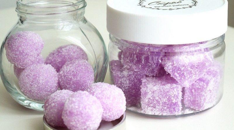 Простые рецепты домашних сахарных скрабов