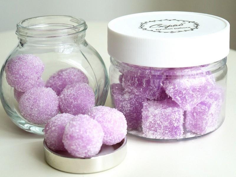 Простые рецепты домашних сахарных скрабов.