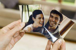 Как пережить развод безболезненно