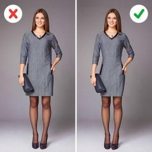 Как стать стройнее с помощью одежды