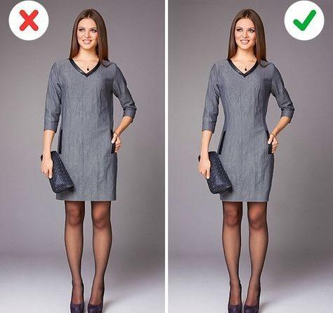 Как стать стройной с помощью одежды