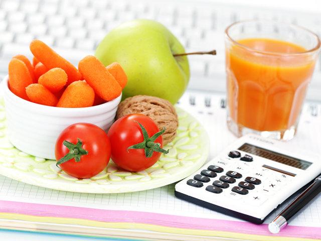 Как снизить количество калорий в питании