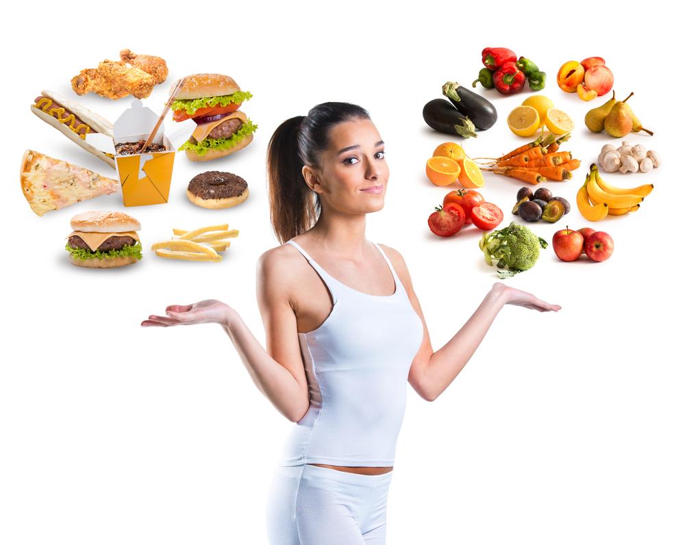 Как подсчитать калории и регулировать свое питание