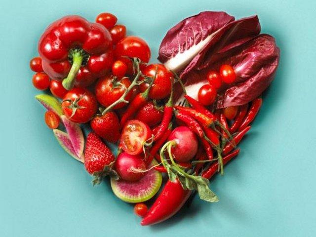 Полезные и нужные продукты для сердца