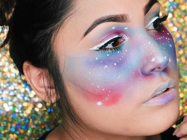 Уроки астрального макияжа