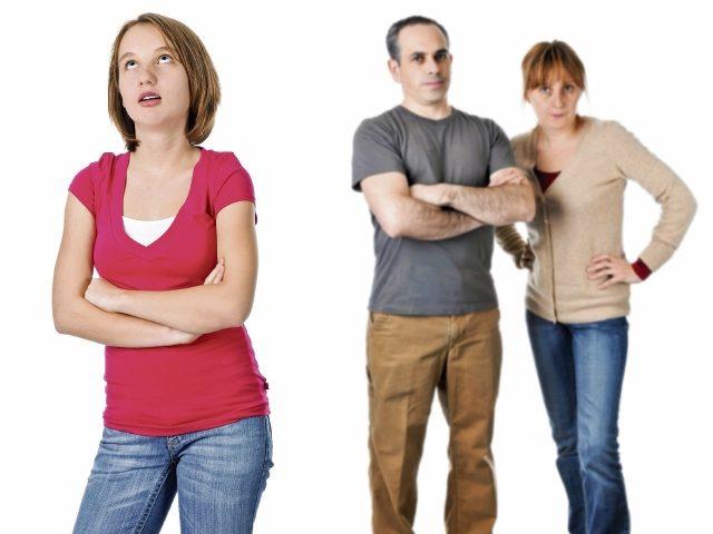 Как урегулировать отношения родителей и подростков