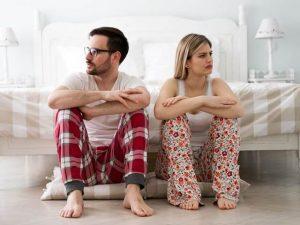 Какие эмоции владеют супругами во время семейного кризиса