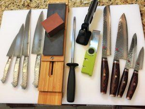 Как правильно ухаживать за кухонными ножами