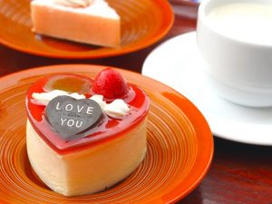 Сладкое признание в любви: валентинки из творога