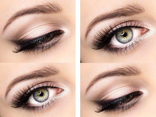 Урок макияжа глаз на каждый день