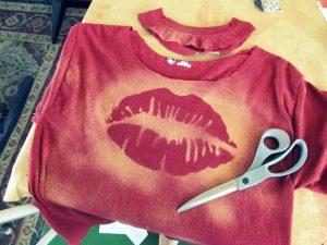 Как сделать оригинальную футболку