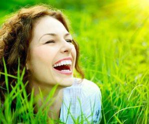 Cмех – залог вечной красоты и крепкого здоровья