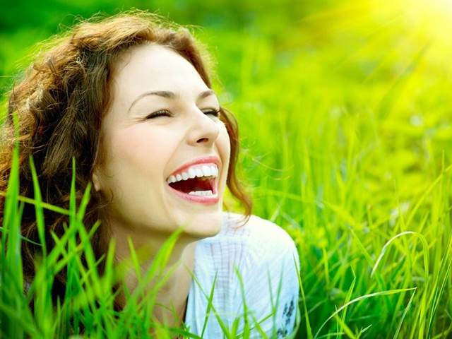 Cмех - залог вечной красоты и крепкого здоровья