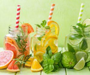 Эффективные и полезные напитки для похудения