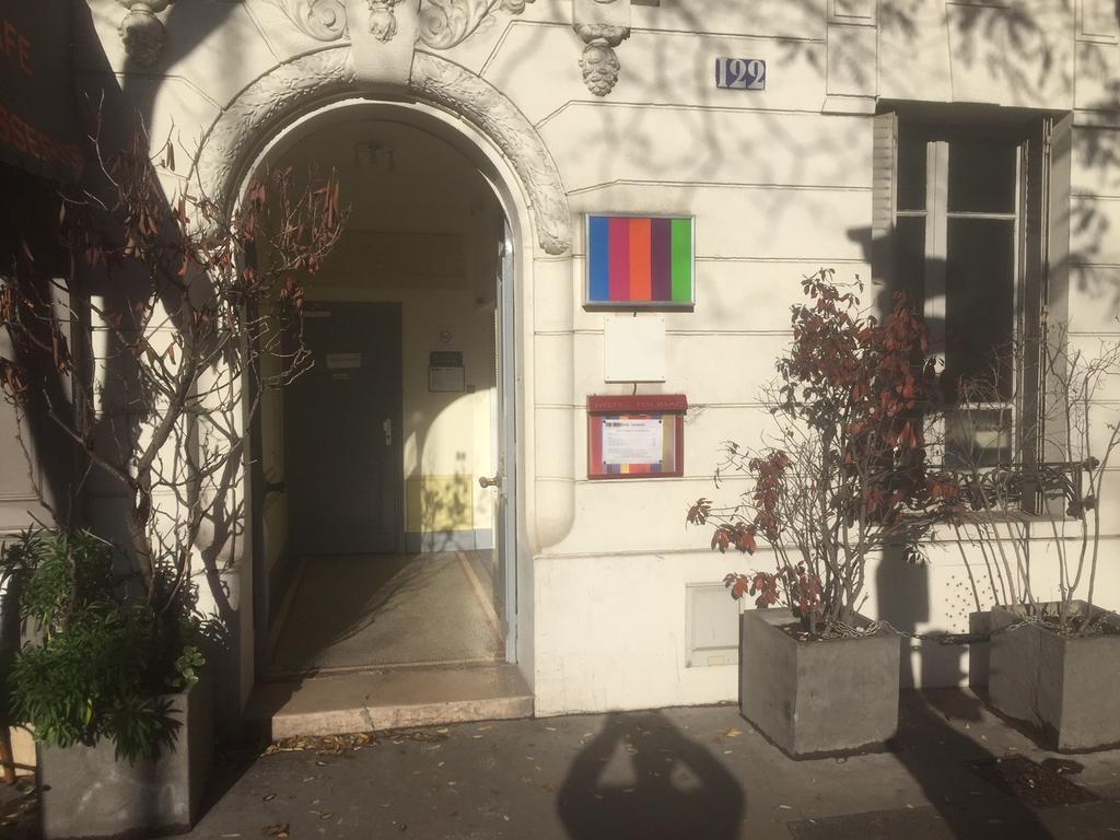 Отзыв об отеле Тоlbiac, Париж.