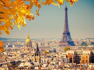 Здравствуй, Европа. Отзыв о Париже