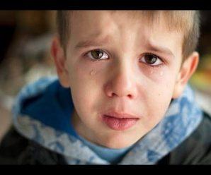 Мальчики не плачут? Ломаем грани стереотипа