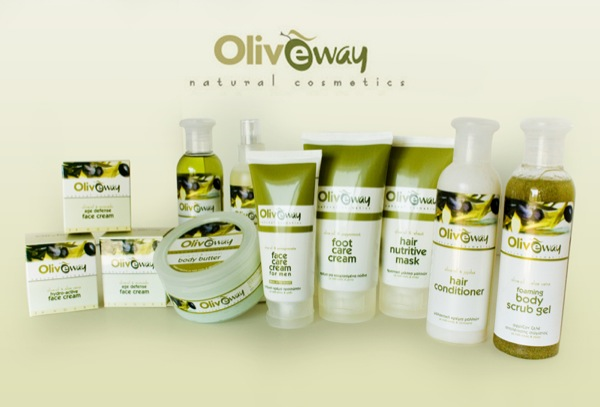 Косметика на основе оливкового масла