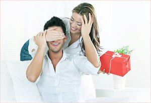 Какой подарок подарить любимому мужчине?
