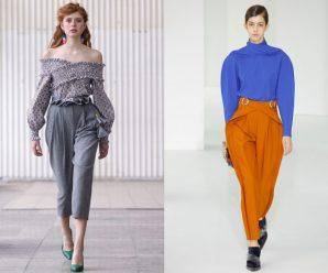 Модные тренды осень-зима 2019-2020: джинсы-бананы, стильные челси и казаки