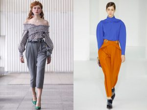 Модная осень-зима 2019-2020: джинсы-бананы, стильные челси и казаки