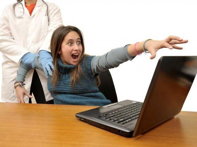 Интернет-зависимость у подростков