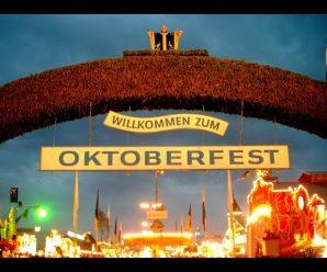 Октоберфест — немецкий «осенний» бал. Программа Октоберфест.