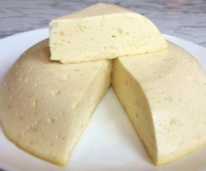 Как сделать домашний сыр из творога