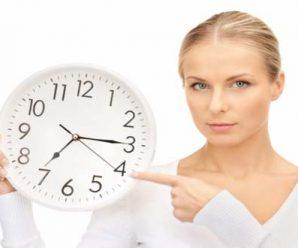 Как развить пунктуальность