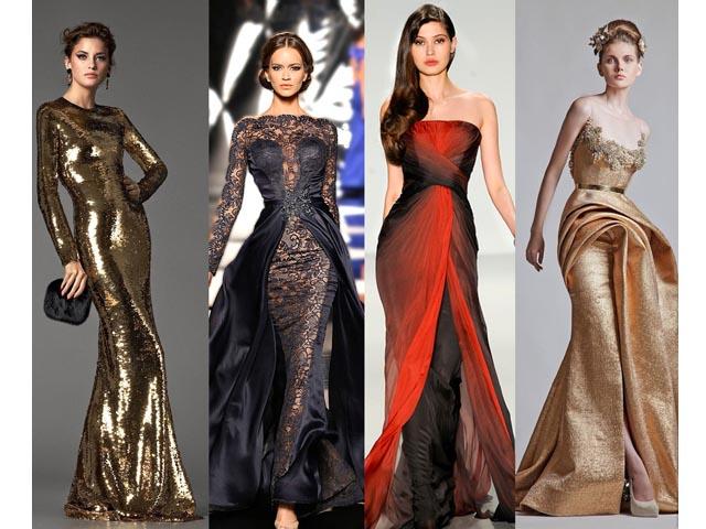 Вечерние платья для праздника