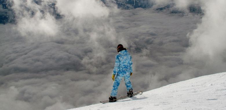 Привлекательность сноубординга