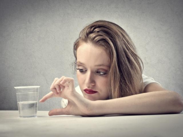 Женщина-пессимистка