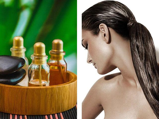 Эфирные масла для роста и укрепления волос и их применение