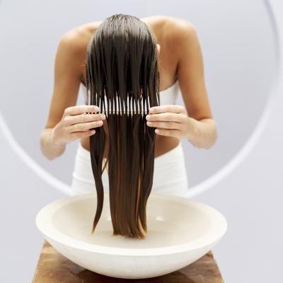 Восстановление волос после мелирования