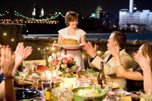 Правила этикета при приеме гостей на званном ужине