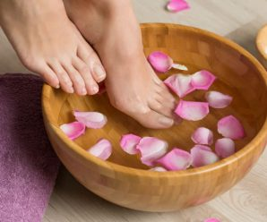Лечебные ванночки для ног