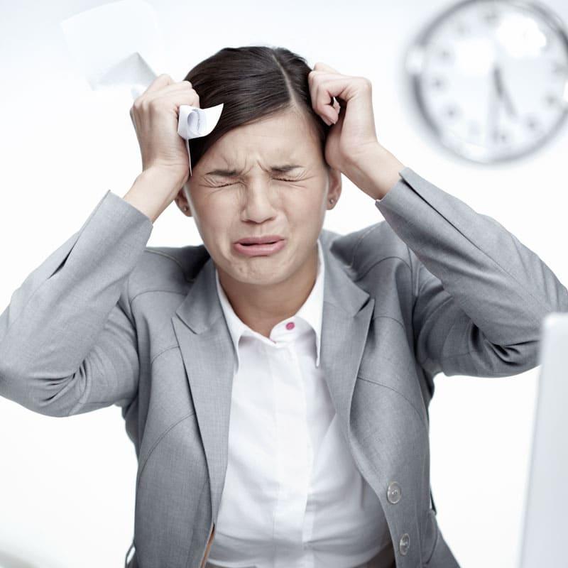 Хроническая усталость психология