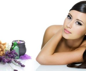 Маска для блеска волос из натуральных компонентов