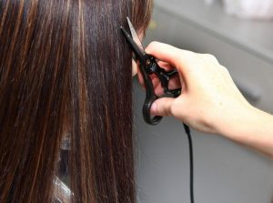 Стрижка волос горячими ножницами — отзывы