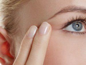 Избавляемся от морщин вокруг глаз