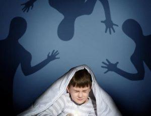У ребенка нет чувства страха