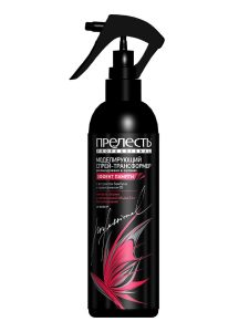 Прелесть Спрей-термозащита для волос «Эффект Памяти» — отзывы