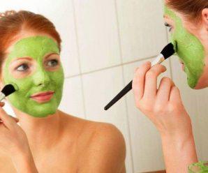 Полезные маски для лица в домашних условиях