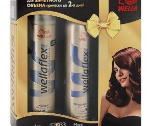Wellaflex Набор для укладки волос — отзывы
