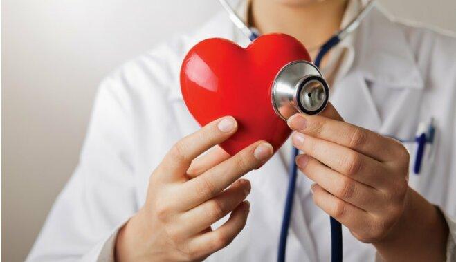 Заболевания сердца — проблема серьезная