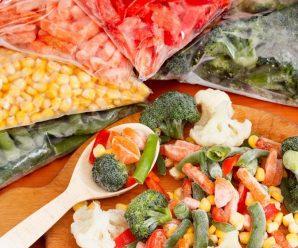 Замороженные продукты питания — загадка для потребителя