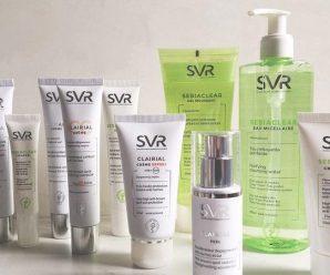 Косметика SVR отзывы